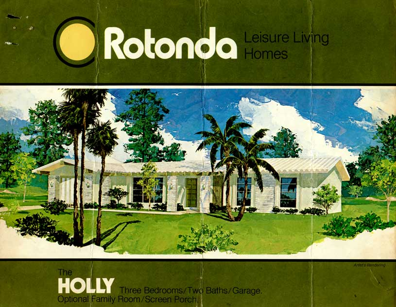 Early Facts About Rotonda West
